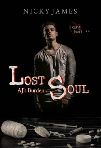 Lost Soul Kindle cover official