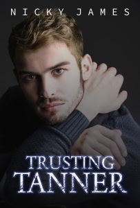 Trusting Tanner Kindle Front