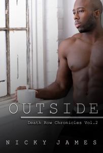 Outside Kindle cover